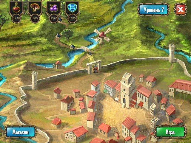 Изображение из игры Приключения алхимика