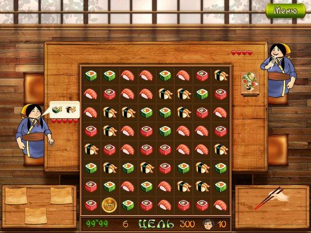Асами. Суши-бар
