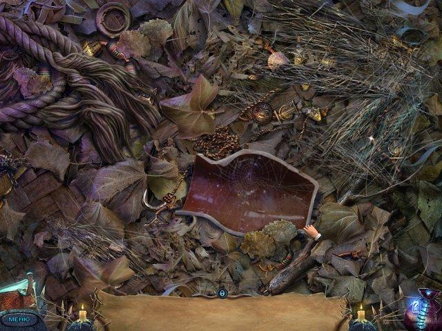 Изображение из игры Голубая слеза