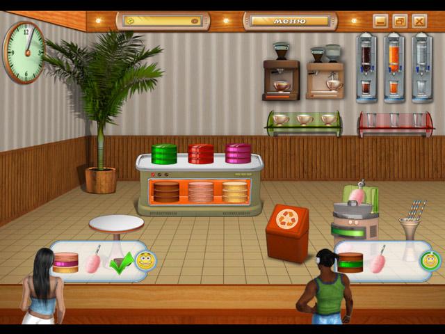 Изображение из игры Кекс шоп