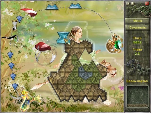 Изображение из игры Долина фей