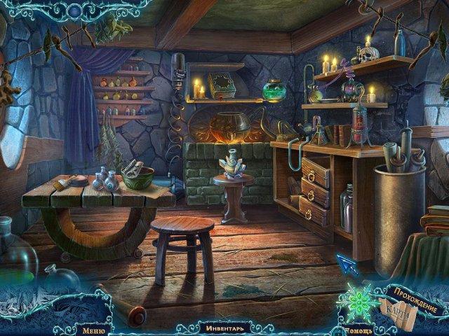 Фрагмент игры Сочельник Полночный звонок Коллекционное издание