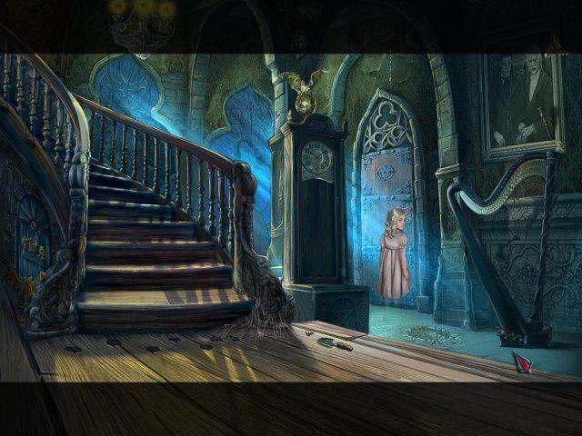 Игра Мрачная история. Влюбленный вампир. Коллекционное издание Поиск предметов
