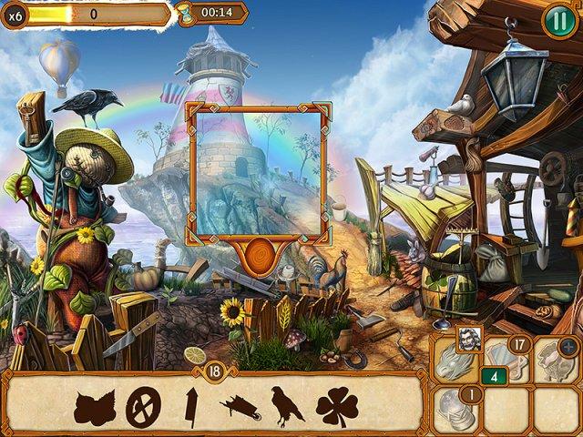 Изображение из игры Тайна острова Дракона