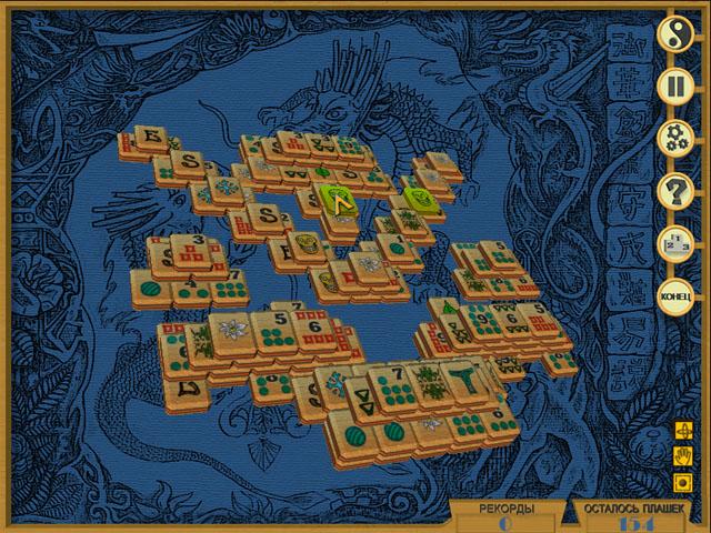 Изображение из игры Головоломка дракона