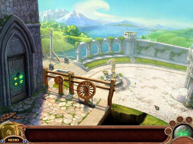 Игра Дивногорье Захваченная магия Поиск предметов
