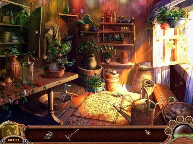 Поиск предметов игра Дивногорье Захваченная магия