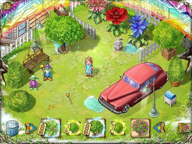 Изображение из игры Загадки Хитролесья