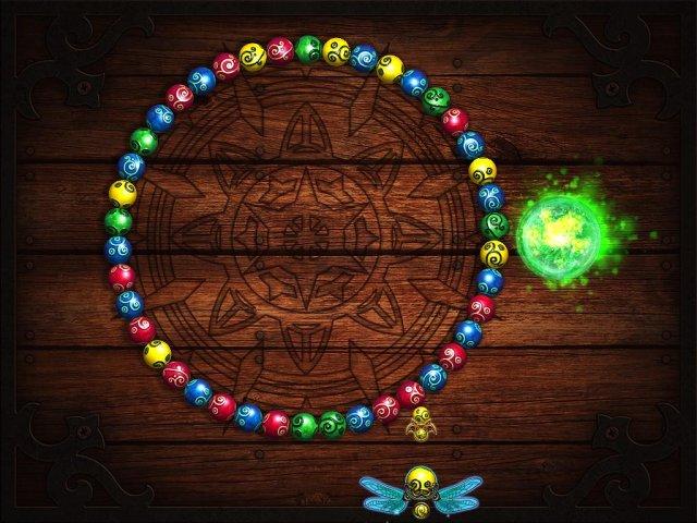 Изображение из игры Ведьмочка Эви. Волшебное путешествие