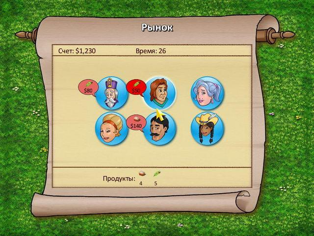 Игра Волшебная ферма Бизнес
