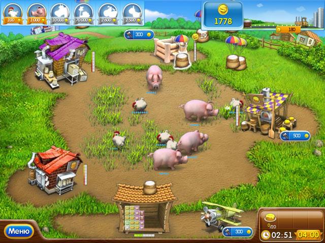 Бизнес игра Веселая ферма 2