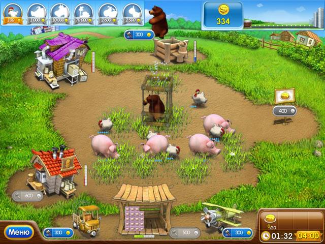 Изображение из игры Веселая ферма 2