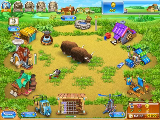 Бизнес игра Веселая ферма 3