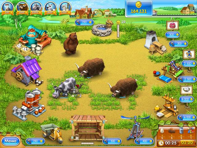 Веселая ферма 3 - Бизнес