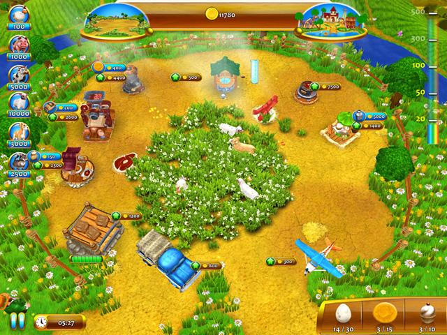 Игра Веселая ферма 4
