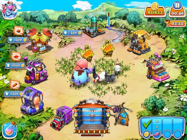 Изображение из игры Весёлая ферма Сезон ураганов