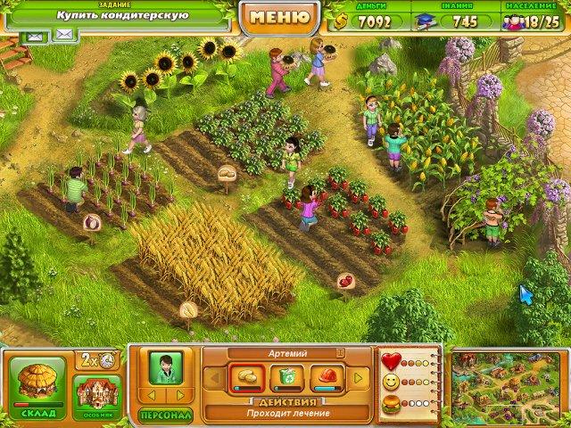 Изображение из игры Фермеры 2