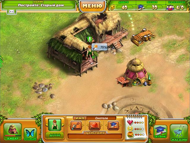 Изображение из игры Фермеры. Тайна семи тотемов
