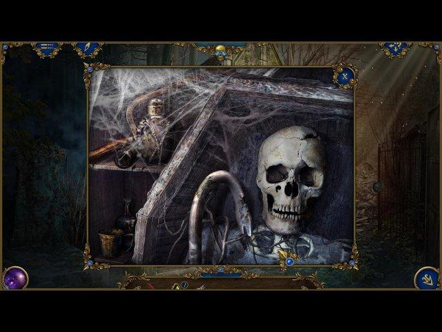 Франкенштейн Повелитель смерти - Поиск предметов