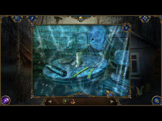 Игра Франкенштейн Повелитель смерти Поиск предметов
