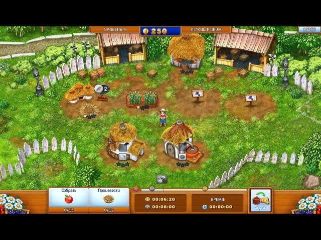 Игра Идеальная ферма Бизнес
