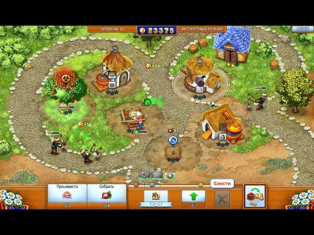 Изображение из игры Идеальная ферма