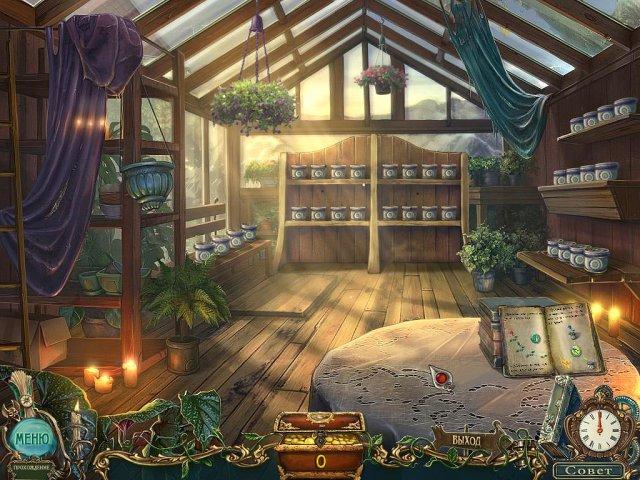 Фрагмент игры Легенды о призраках Проклятье книги Вокс