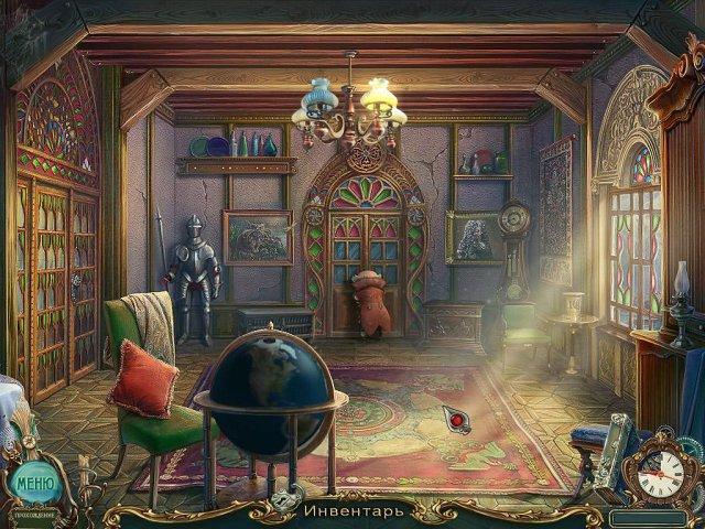 Легенды о призраках Проклятье книги Вокс - Поиск предметов