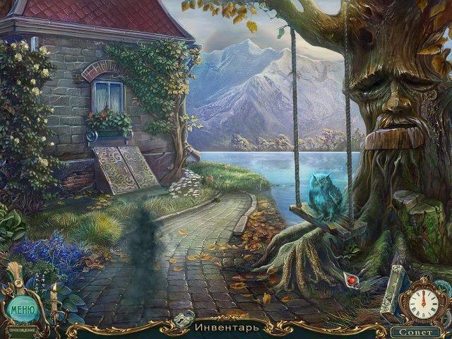 Легенды о призраках Проклятье книги Вокс