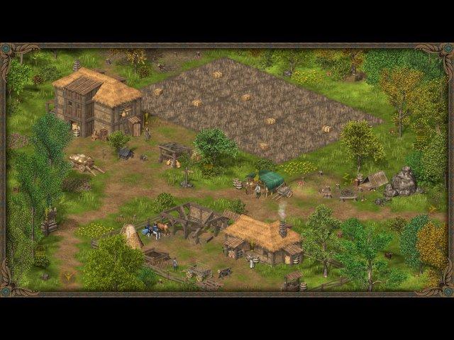 Фрагмент игры Герой королевства 2