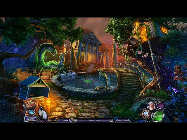 Фрагмент игры Дом 1000 дверей Зло внутри Коллекционное издание