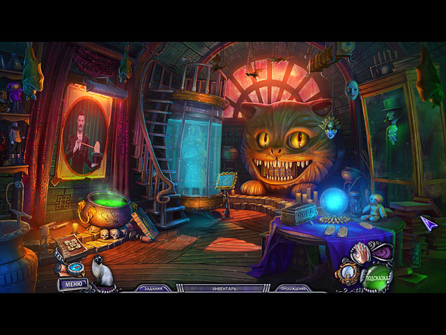 Игра Дом 1000 дверей Зло внутри Коллекционное издание Поиск предметов