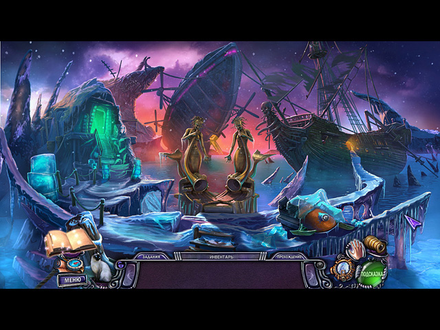 Поиск предметов игра Дом 1000 дверей Зло внутри Коллекционное издание