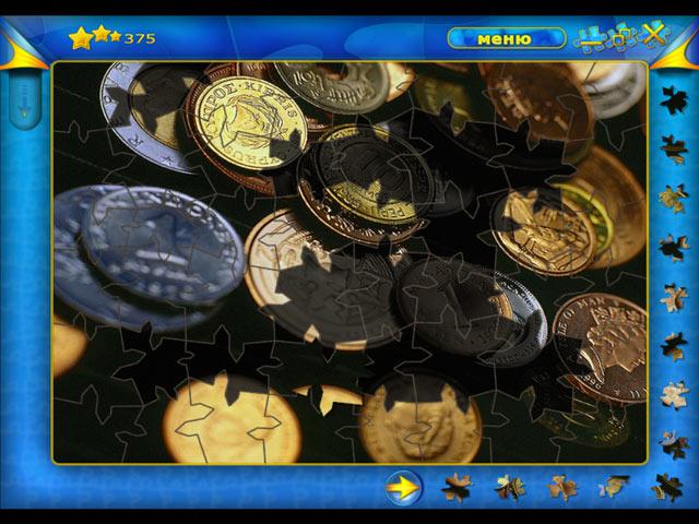 Изображение из игры Пазл делюкс