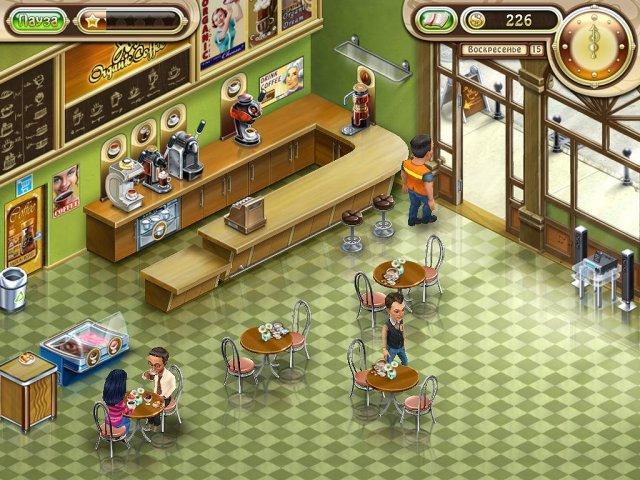 Игра Бизнес мечты. Кофейня Бизнес