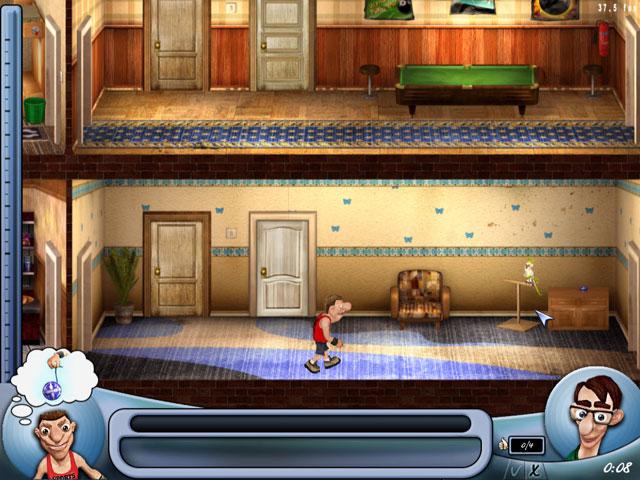 Изображение из игры Как достать студента. Переполох в общаге