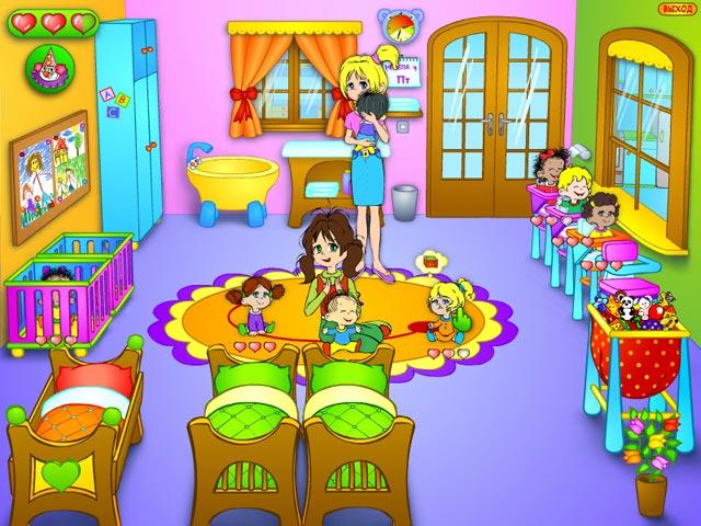 Бизнес игра Детский садик