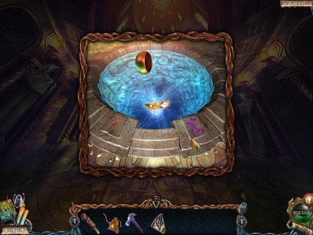 Фрагмент игры Затерянные земли Четыре всадника Коллекционное издание