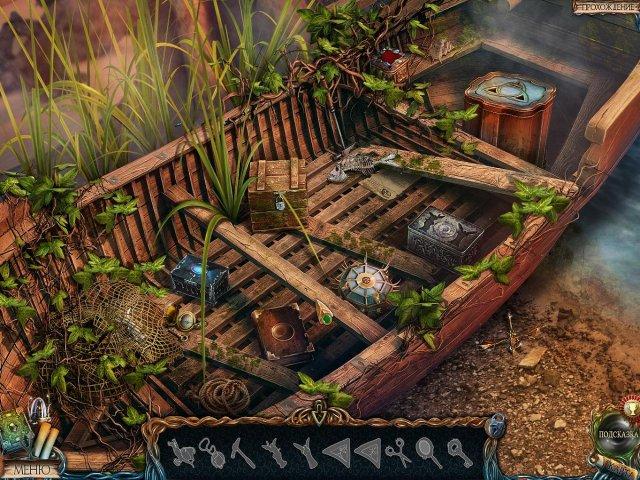 Изображение из игры Затерянные земли Четыре всадника Коллекционное издание