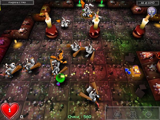 Изображение из игры Магический лабиринт