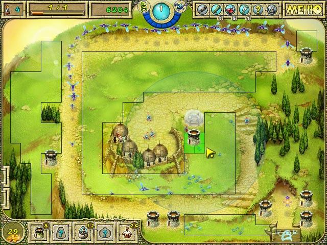 Изображение из игры Башенки