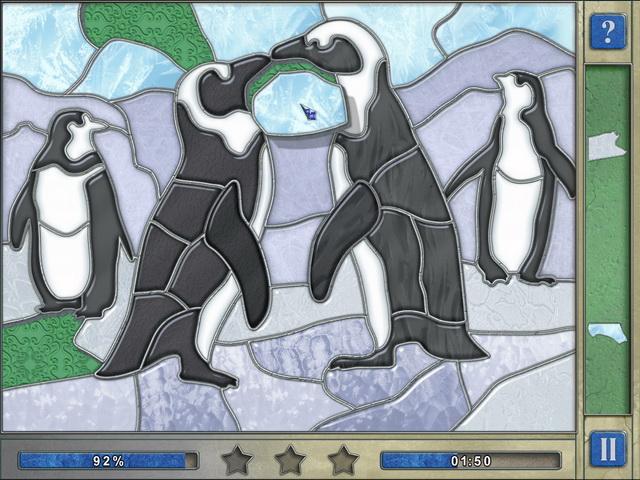 Фрагмент игры Мозаика Игры богов