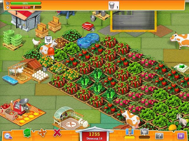 Бизнес игра Реальная ферма 2