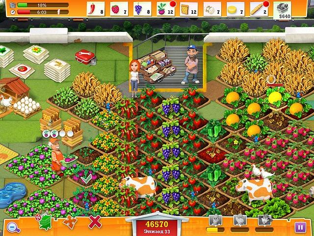 Игра Реальная ферма 2