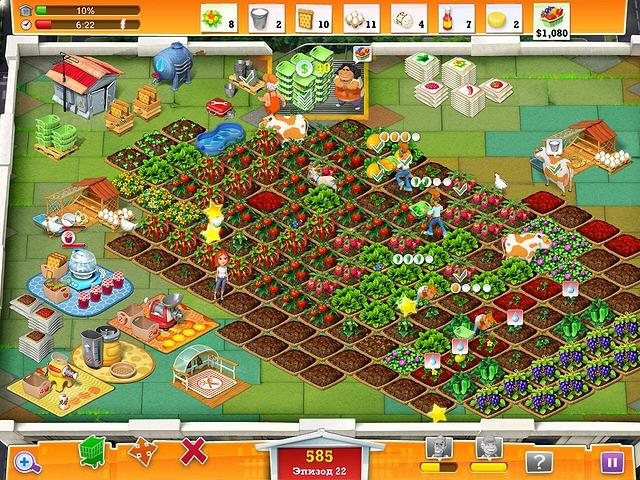 Изображение из игры Реальная ферма 2