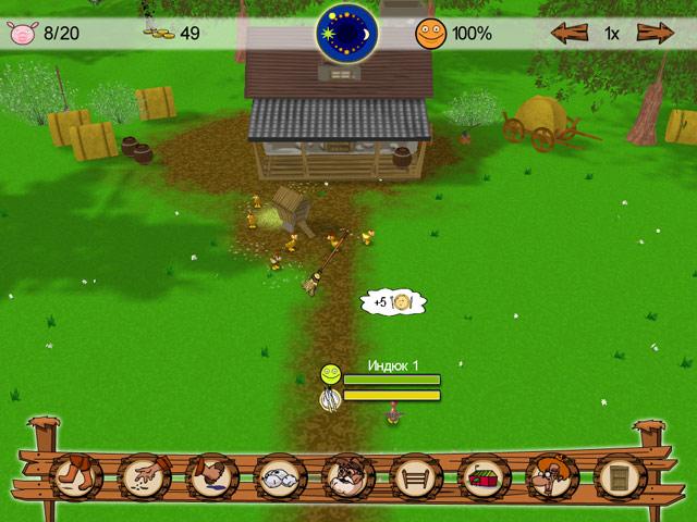 Изображение из игры Моя ферма