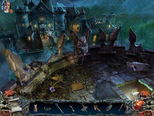 Изображение из игры Тайны и кошмары. Моргиана