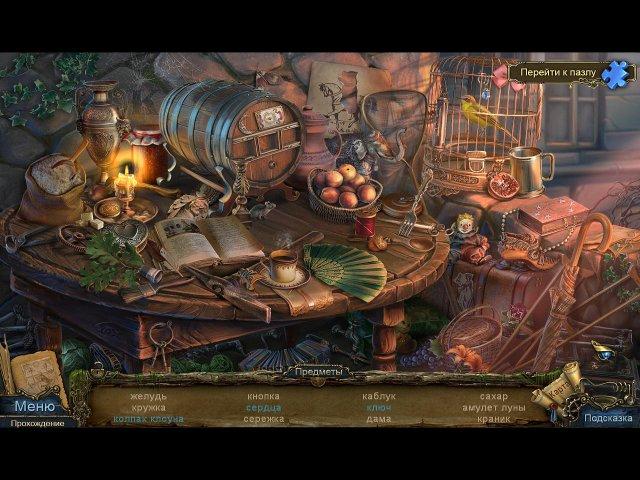 Фрагмент игры Загадочные истории. Потерянная надежда. Коллекционное издание