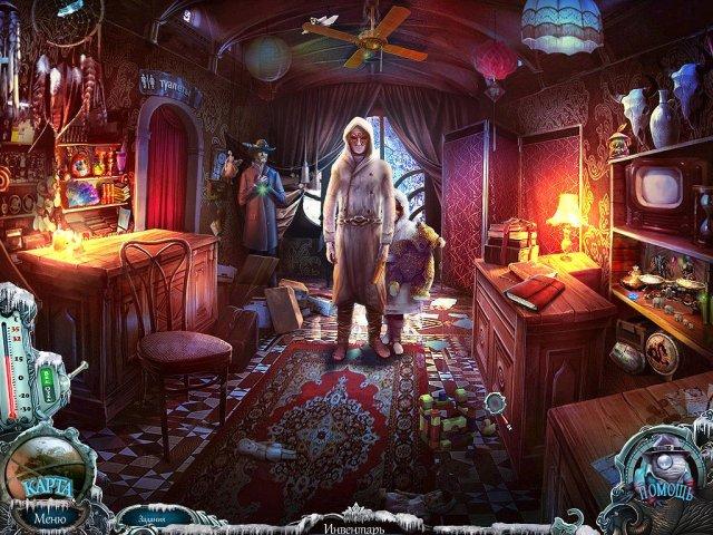 Поиск предметов игра Охотники за тайнами Фантомы Рейнклифа