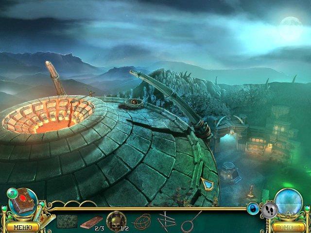Игра Мифы об Орионе Свет Севера Поиск предметов